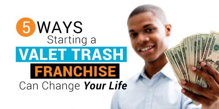 Start a Valet Trash Franchise