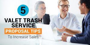 Valet Trash Service Proposal