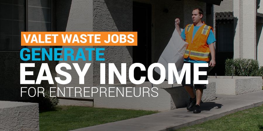 Valet Waste Jobs