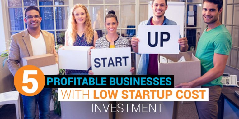 Businesses with Low Startup Cost-1