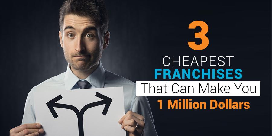 Cheapest Franchises