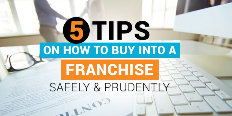How to Buy into a Franchise