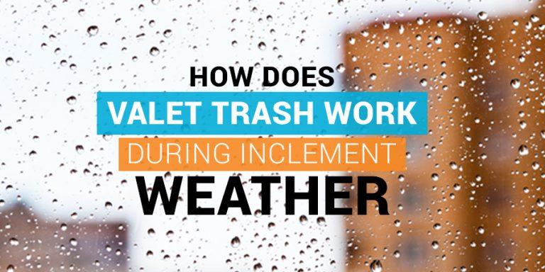 How Does Valet Trash Work
