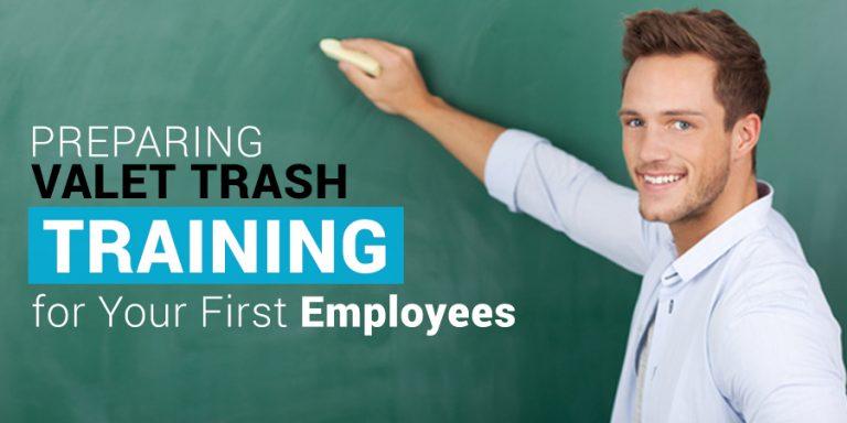 Valet Trash Training