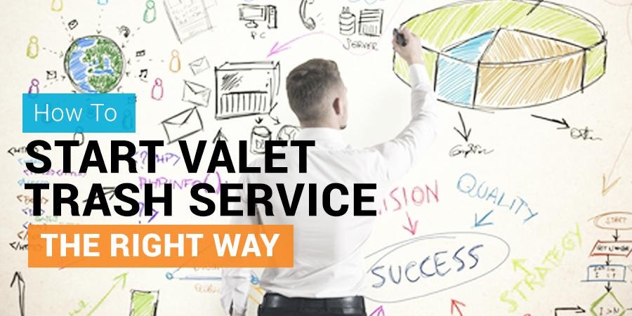 Start Valet Trash Service