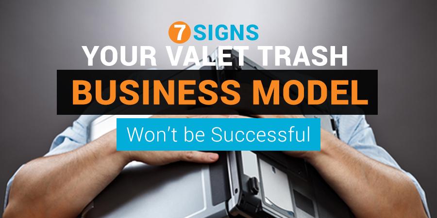 Valet Trash Business Model