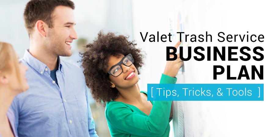 valet trash service business plan