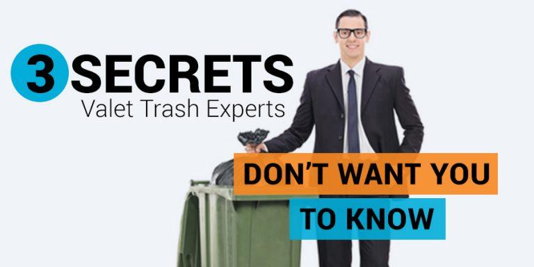 Valet Trash Experts