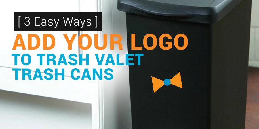 Trash Valet Trash Cans