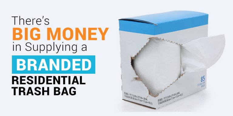 residential trash bag